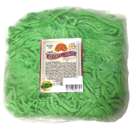 """Спагетти"" со вкусом васаби"