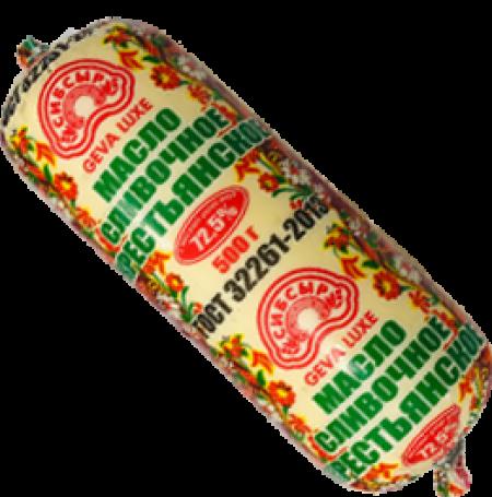 Масло сливочное 72,5% Батон