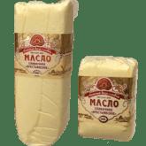 Масло сливочное 72,5 % Брус